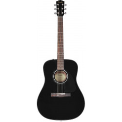 Guitarra acústica Fender CD-60 V3 BK
