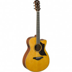 Electric Acoustic Guitar Ac3M Are Vintage Natural