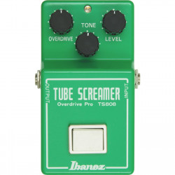 Pedal overdrive Ibanez TS808