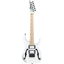 Ibanez PGMM31 WH EG Solid White Paul Gilbert