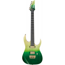 Ibanez LHM1 TGG EG Solid Transparent Green Gradation Luke Hoskin