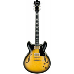 Ibanez AS200 VYS EG Hollow Vintage Yellow Sunburst