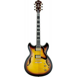 Ibanez AS153 AYS EG Hollow Antique Yellow Sunburst