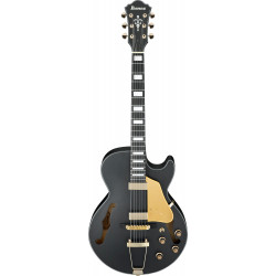 Ibanez AG85 BKF EG Hollow Black Flat
