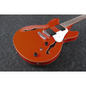 Ibanez AS63 TLO EG Hollow Twilight Orange