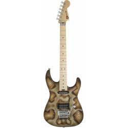 Warren DeMartini Signature Pro-Mod Snake, Maple Fingerboard, Snakeskin