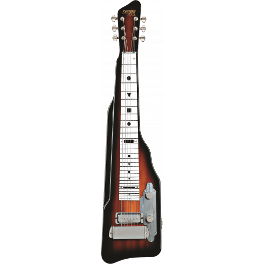G5700 Electromatic® Lap Steel, Tobacco