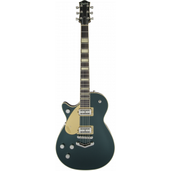 G6228LH Players Edition Jet™ BT with V-Stoptail, Left-Handed, Rosewood Fingerboard, Cadillac Green