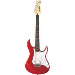 Yamaha Guitarra Electrica Pac 012 Rm Red Metallic