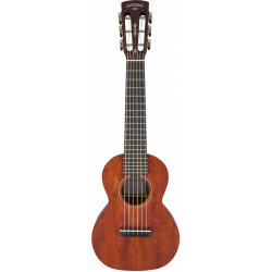 G9126 Guitar-Ukulele with Gig Bag, Ovangkol Fingerboard, Honey Mahogany Stain