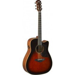 Electric Acoustic Guitar A3M Are Tobacco Brown Sumbur