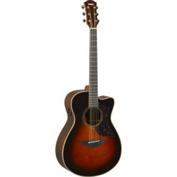 Electric Acoustic Guitar Ac3R Are Tobacco Brown Sumbur