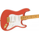 Squier FSR Classic Vibe '50s Stratocaster®, Maple Fingerboard, Fiesta Red with Gold Hardware