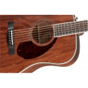 Fender PM-1 Dreadnought, Ovangkol Fingerboard, All-Mahogany w/case