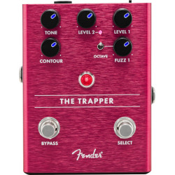 Fender The Trapper® Dual Fuzz