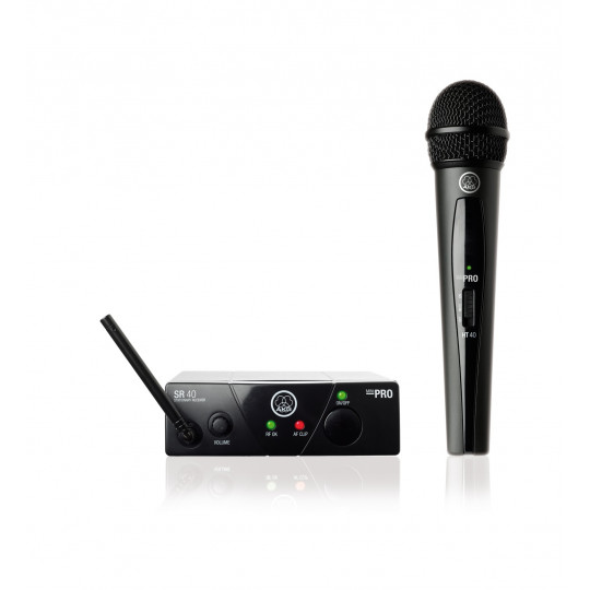 Sistema Inalámbrico Akg WMS40 Mini Vocal Set