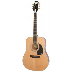 Epiphone PRO-1 Plus Natural Guitarra Acústica