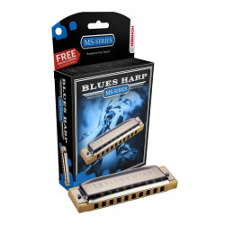 Armónica Hohner Blues Harp A