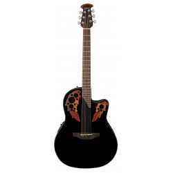Ovation CE44-5 Elite Celebrity Black Guitarra Electroacústica