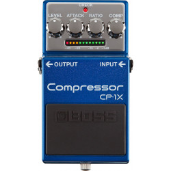 Boss CP-1X Compressor Waza Craft
