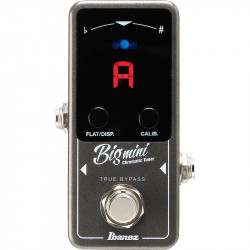 Pedal afinador Ibanez Big Mini