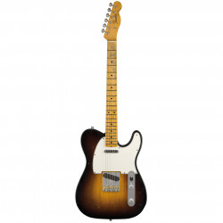 Fender 2018 Postmodern Tele Journeyman Relic Faded 2 Color Sunburst