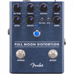 Fender Full Moon Distortion Pedal de Guitarra
