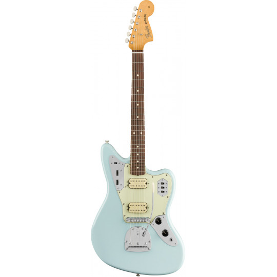 Fender Vintera 60s Jaguar Modified PF HH Sonic Blue