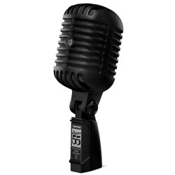 Shure Super 55 Deluxe Pitch Black